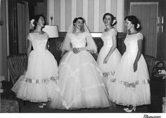 Ken & Jane's wedding July 21 1956 | Flickr - Photo Sharing!