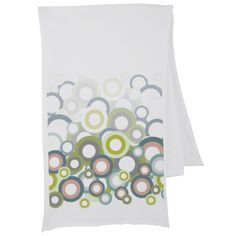 Pretty Abstract Circles Scarves