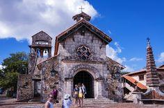 Церковь, где венчались Майкл Джексон и Лиза Мари Пресли