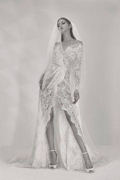 Elie Saab criou os vestidos dos sonhos de todas as noivas com sua nova coleção Bridal