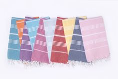 Turkish Bath Towel | Striped Bath Beach Towels | Turkish-T