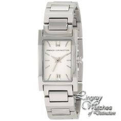 9098971f400 FCUK Ladies Stainless Steel Watch - FC1024S RRP: £75.00 Online price: £67.00