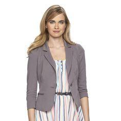 Women's LC Lauren Conrad Solid Blazer
