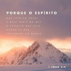 1 John Beloved, believe not every spirit, but try the spirits whether they are of God: because many false prophets are gone out into the world. Hereby know ye the Spirit of God: Every spirit that confesseth Bible Verses Quotes, Bible Scriptures, Faith Quotes, Johannes, Gods Promises, Verse Of The Day, 1 John, God Jesus, Jesus Christ