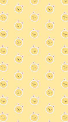 Wall paper iphone cartoon kawaii posts ideas for 2019 K Wallpaper, Couple Wallpaper, Nursery Frames, Frames On Wall, Room Wall Painting, Diy Painting, Iphone Cartoon, Kakao Friends, Aesthetic Colors