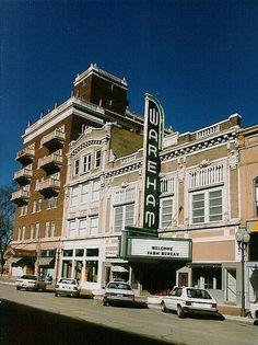 Wareham Theater Manhattan Kansas