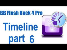 BB Flash Back 4 Pro What timeline How to use it Urdu Hindi video tutoria...