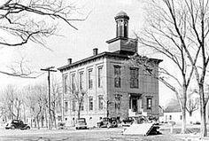 Old Shawneetown, Illinois -
