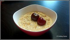 Overnight Oats – A Quick and Healthy Breakfast Option!