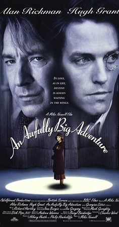 [VOIR-FILM]] Regarder Gratuitement An Awfully Big Adventure VFHD - Full Film. An Awfully Big Adventure Film complet vf, An Awfully Big Adventure Streaming Complet vostfr, An Awfully Big Adventure Film en entier Français Streaming VF Good Movies To Watch, Great Movies, Top Movies, Netflix Movies, Movies Online, Comedy Movies, Indie Movies, Love Movie, Movie Tv
