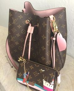 904e78e237 Louis Vuitton with pastel pink  Luxurydotcom Incredible louis vuitton  handbags on sale or louis vuitton