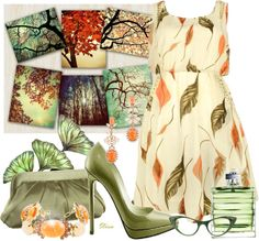 """""""Fall?? Oh Yes"""" by dina-maldaner on Polyvore"""