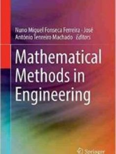 Mathematical Methods in Engineering - Free eBook Online Mechanical Engineering Design, Rain Barrel, Math For Kids, Engineers, Great Books, Free Ebooks, Maths, Books Online, Physics