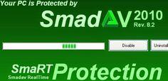 aplikasikomputer: Smadav Antivirus 2010.jasa bikin program / software murah dijogja http://vmediaweb.com/