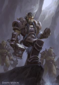 Post with 8 votes and 16321 views. Tagged with wow, world of warcraft, orc, thrall, the horde; Thrall - World of Warcraft Fanart World Of Warcraft, Warcraft Orc, Fantasy Races, Fantasy Rpg, Character Art, Character Design, Character Ideas, Character Inspiration, Dnd Races