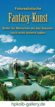 Meisterwerke des digitalen Airbrush.The World of Fantasy.