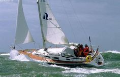 HALLBERG-RASSY 31 Purchase this dream boat at BEST-Boats24! Professional yacht trading on our platform- high quality service and expertise from Germany since 1999.
