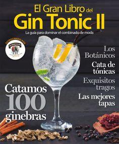 EL GRAN #LIBRO DEL #GINTONIC II. ¿Indeciso ante la carta de Gin Tonic de todas las coctelerías que pisas? Mira quién eres y sabrás cómo ha de ser tu copa. El Gin Tonic perfecto existe y queremos que lo conozcas.