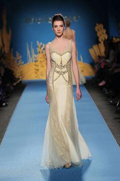 Mireille Dagher Spring-summer 2014 - Couture