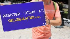 Sign up at http://SecureHunter.com  today to be the first to know about Secure Hunter's release date! Stop the malware transfer with Secure Hunter