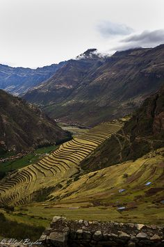 Pisac (Peru) by Vlad Bezden, via Flickr