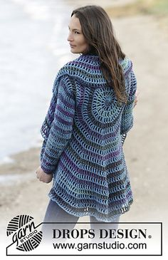 Ravelry: 165-40 Gypsy Blue pattern by DROPS design