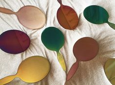 Brass Mirrors. The Figuration of Consideration: On the Works of Morie Nishimura