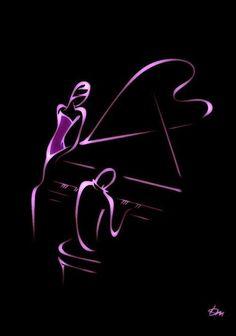 Jazz in purple