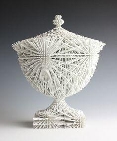 Оригинальные, декоративные сосуды. Творчество. Michael Eden. | Наслаждение творчеством
