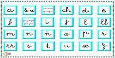 """Blog de los niños: Aprender a leer con juegos de lectoescritura para niños de 3 a 6 años. Juegos de """"Discriminación auditiva y visual de los fonemas"""""""