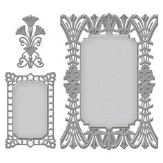 Nestabilities Art Deco Astoria Decorative Accent Etched Dies