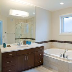 Master Bathroom Remodel In Frederick MD By Talon Construction With - Bathroom remodeling costs maryland