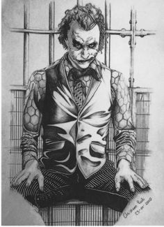 Why So Serious? by ChristiaanR1990 on DeviantArt