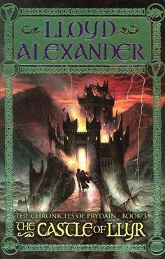 """The Castle of Llyr"" (Prydain Chronicles, Book 3) by Lloyd Alexander"