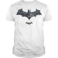 t-shirt Batman Arkham Origins Bat of Enemies