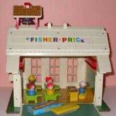 Vintage toys , everyone had this