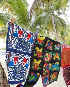 Kuna Yala designs