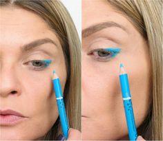 maquiagem passo a passo - Beleza Comprada