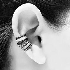 57b45e47bbe84 90 Best Ear Cuffs –– Diamond + Gold images in 2019 | Diamond earing ...