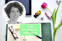 Tanja Misiak, Gründerin von elterngarten. elterngarten ist eine Plattform für Eltern in Elternzeit zur beruflichen und persönlichen Weiterentwicklung und Lebensplanung.