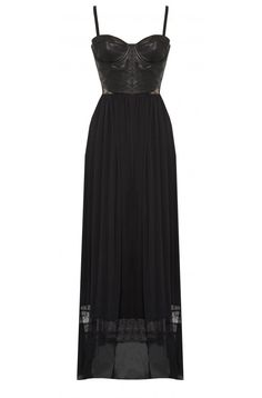 Perfect light summer #Goth dress, or just your basic black for the summer