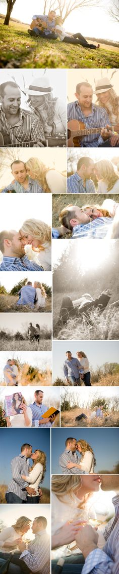 Engagement photography inspiration!