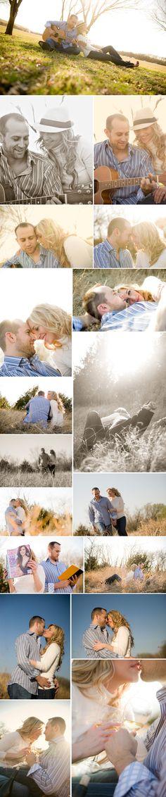 Engagement photography inspiration!