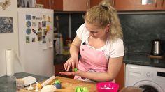 Ostravské Dortíky - Díl pátý :o) Food Videos, Youtube, Top, Crop Tee