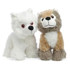 19 Game of Thrones Show Merchandise Items-Gifts from Games of Thrones-Plush Direwolf Pups-$20, thinkgeek.com For younger fans, these plush versions of the Stark direwolves are a perfect gift. Choose from Ghost, Grey Wind (RIP), Summer, Nymeria (we know you're still out there), Lady (RIP), or Shaggydog to comfort you while you watch GRRM pick off your favorite characters. Visit redbookmag.com for more game accessories.