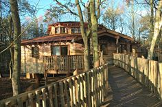 Center Parcs Tree House