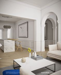 Minosa Design: Classic Modern Kitchen & Bathrooms by Minosa