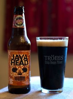 Java Head- Troegs Brewing had this beer the other day and I now have a new favorite beer. :-)