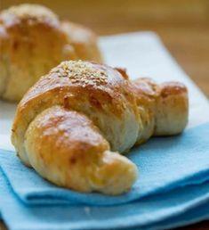Kinkku-juustosarvet | Suolainen leivonta | Kodin Kuvalehti