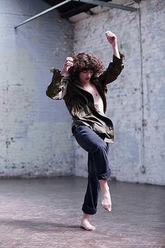 AUTUMN WINTER 2013 CAMPAIGN. Photography - Matt Hind. Dancer - Lee Bridgman